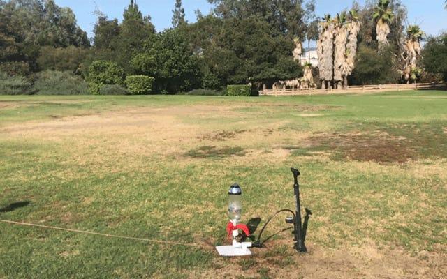 あなたの子供と一緒に水ロケットを作る方法