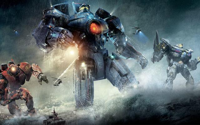 Una clasificación altamente científica y totalmente seria de los nombres de robots gigantes en Pacific Rim