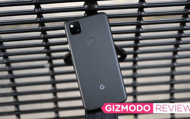 Pixel 4a परफेक्ट स्मार्टफोन सिंपलिटी है