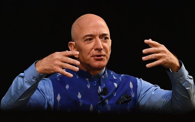 ジェフ・ベゾスがアマゾンのCEOを辞任し、1800億人の愛する人とより多くの時間を過ごすことができるようになりました