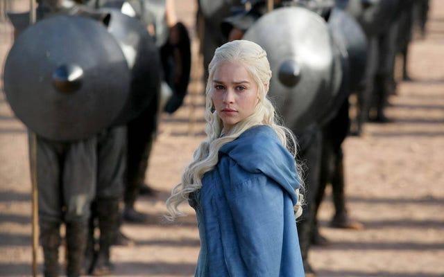 Duolingo enseigne désormais également High Valirio, le langage pour parler aux dragons dans Game of Thrones