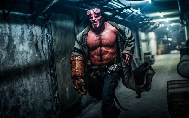 Hellboy de Neil Marshall est un désordre bruyant et sanglant que seul un adolescent pourrait aimer