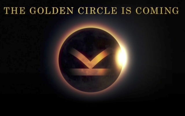 El eclipse del lunes es realmente una gran promoción para Kingsman: The Golden Circle