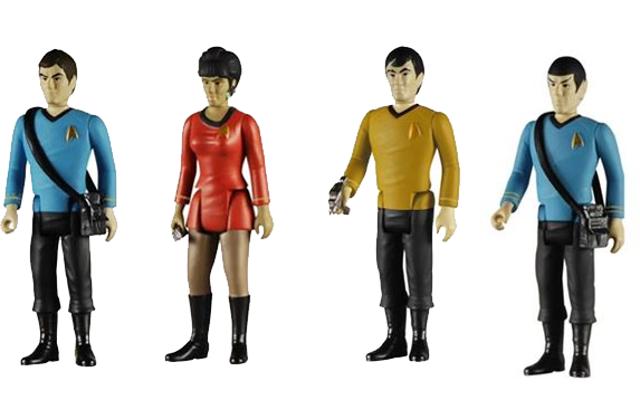 Le figure di Star Trek di Funko vanno coraggiosamente dove molte figure sono arrivate prima