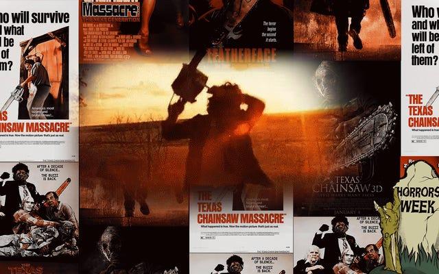 เป็นเวลาเกือบ 50 ปีแล้วที่ภาพยนตร์ Texas Chainsaw Massacre ทำให้อาหารตื่นตระหนก
