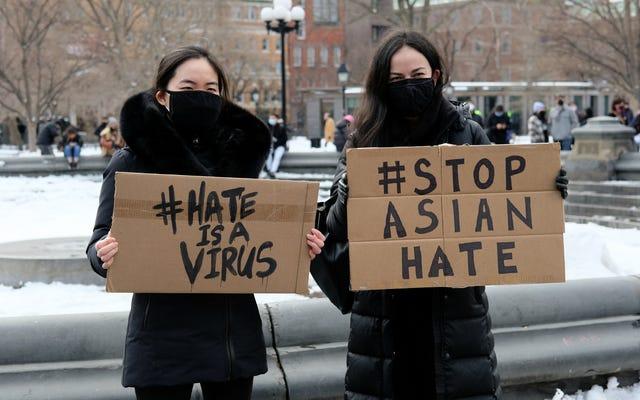 Angriffe auf asiatische Amerikaner hörten nicht wegen Anti-Hass-Protesten auf
