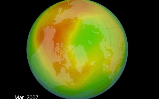 У нас появилась новая дыра в озоне, о которой нужно беспокоиться