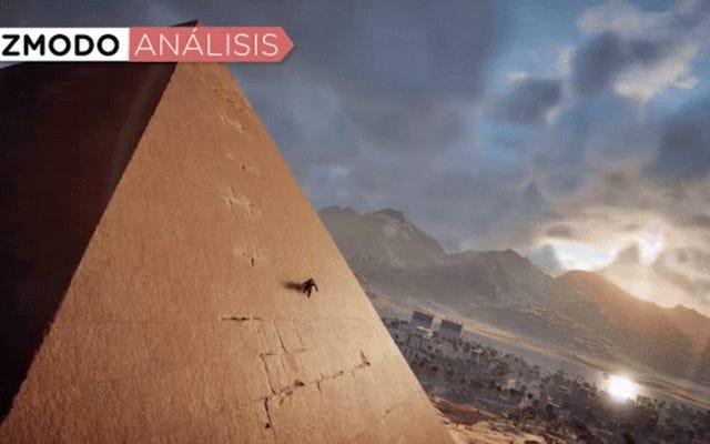 Recensione di Assassin's Creed Origins: l'origine della saga di Assassins and Templars e il miglior gioco di sempre