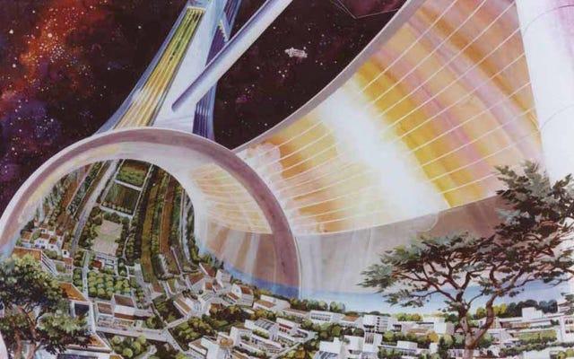 議会はNASAの未来のためにムーンキャンプと宇宙ステーションホテルを検討します