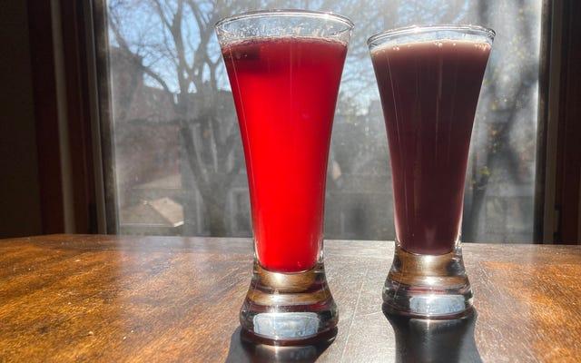 क्रैनबेरी फ्लश: आपके मूत्र पथ को शांत करने के लिए एक सेक्सी sipper