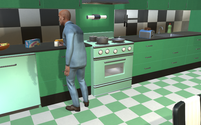 Peneliti Melatih Robot Butler untuk Melakukan Pekerjaan yang Anda Benci di Rumah Virtual yang Terinspirasi Sims