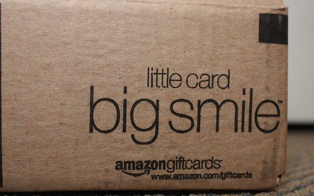 Amazon Sekarang Akan Memberi Anda Uang Kembali 2% untuk Membayar Dengan Kartu Debit Anda