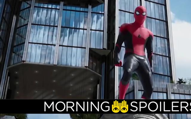 อัปเดตจาก Spider-Man 3, Dark Army และอื่น ๆ