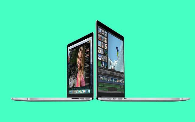 Новые MacBook Pro от Apple звучат ужасно, но вам нужно подождать