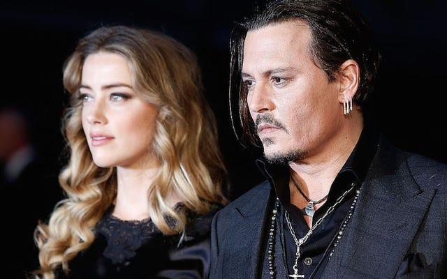 Amber Heard sta cercando un ordine restrittivo contro Johnny Depp