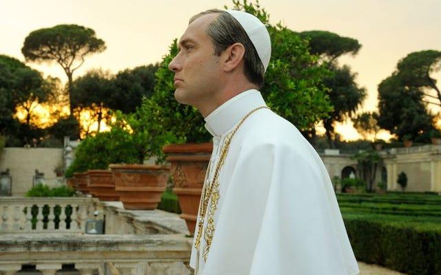 若い教皇はアフリカの雨を祝福しますが、教会を救うには十分ですか?
