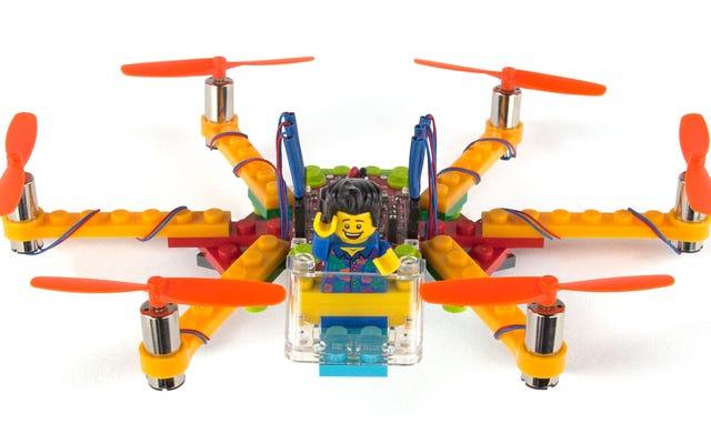 Kit Sederhana Ini Memungkinkan Anda Membuat Drone Terbang Dari Lego