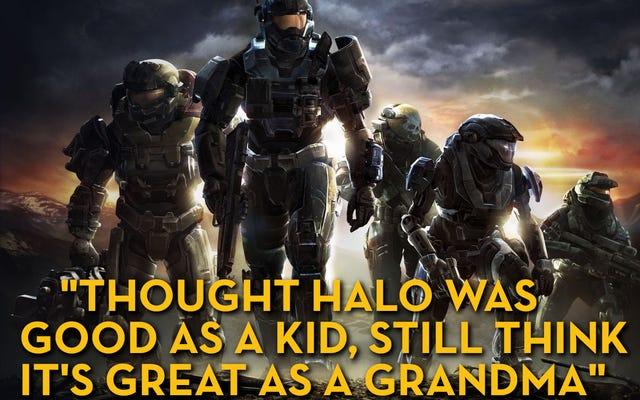 Halo: Reach, comme le disent les critiques Steam