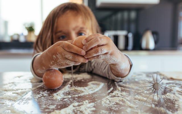 Comment survivez-vous à la maison avec les enfants?