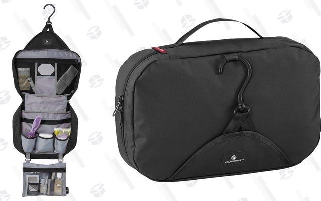 このイーグルクリークトイレタリーバッグで旅行のストレスを大幅に軽減