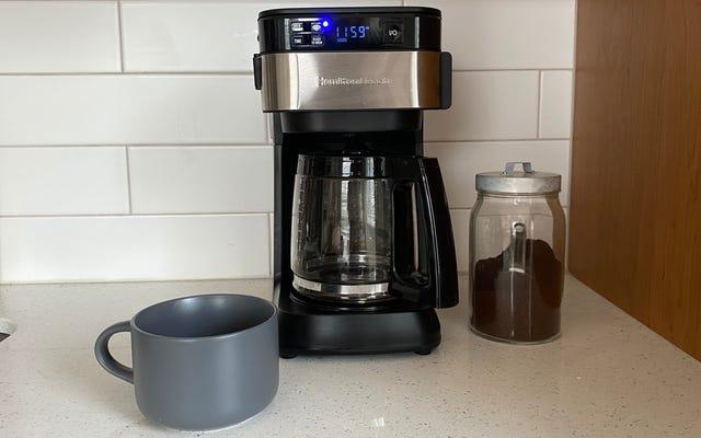 W obronie ekspresu do kawy z obsługą Alexa