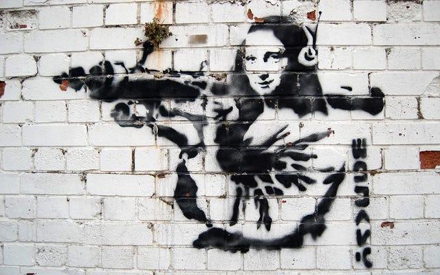 Banksys geheime Identität in Gefahr durch eine neue mathematische Technik gegen den Terrorismus