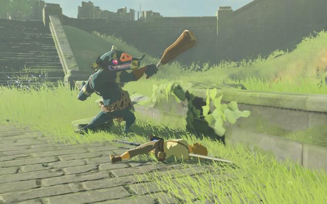 Master Modunda, Wild'in Başlangıç Alanının Nefesi En İyi Oyunudur