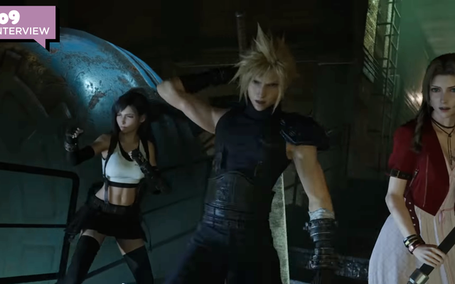 Les héros féminins de Final Fantasy VII Remake nous disent faire partie d'un élément déterminant de l'histoire de la culture pop