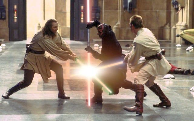 George Lucas afferma che La minaccia fantasma è uno dei suoi film preferiti