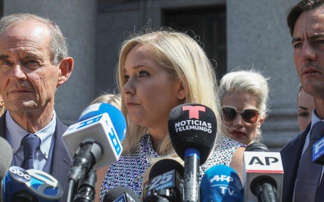 Gli accusatori di Epstein sono stanchi del linguaggio usato per descrivere l'aggressione sessuale