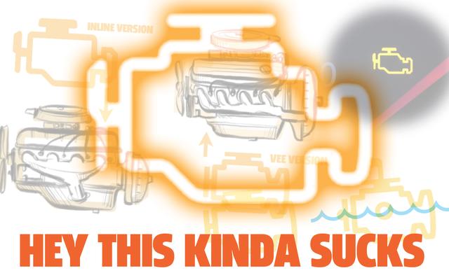 チェックエンジンライトアイコンはひどいものであり、更新が必要です