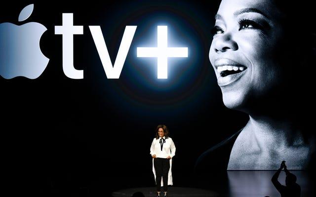จุดยืนด้านสุขภาพจิต: โอปราห์ร่วมมือกับเจ้าชายแฮร์รี่สำหรับซีรีส์ Apple TV + ที่กำลังจะมาถึง