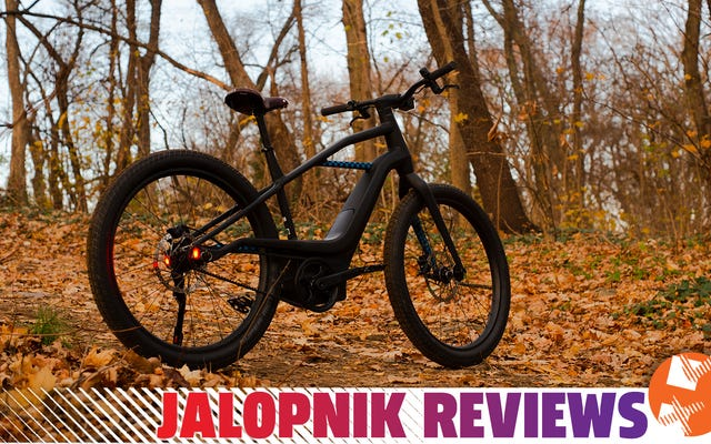 ハーレーダビッドソンのシリアル1電動自転車は、権利を持っているよりも優れています