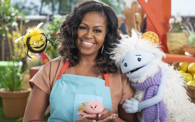 Michelle Obama Yeni Netflix Show, Waffle + Mochi ile Patates Salatası ve Çok Daha Fazlasını Yapıyor