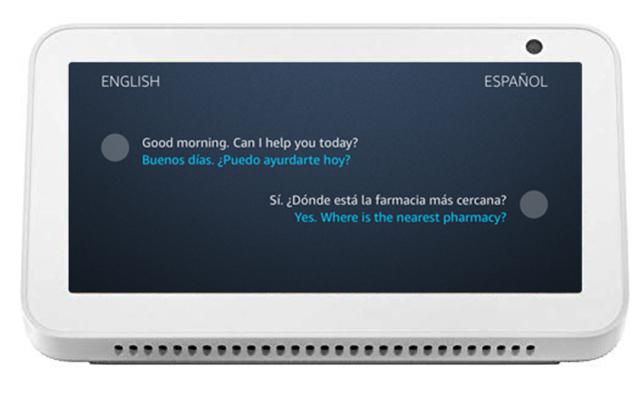 Alexaの新しいライブ翻訳モードの使用方法