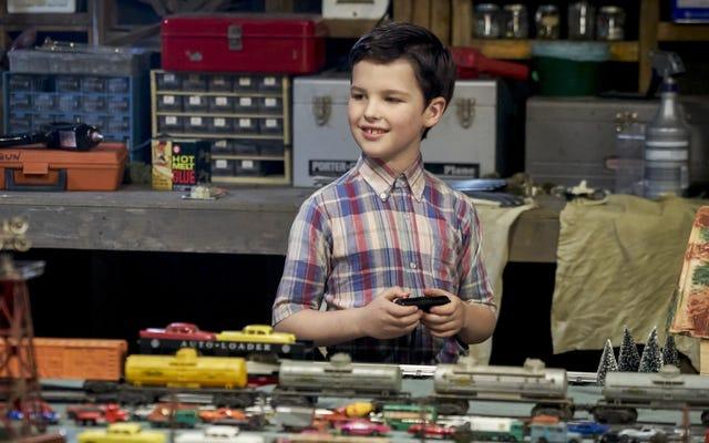 Se hai mai desiderato vedere arrestato Young Sheldon, beh, sei fortunato