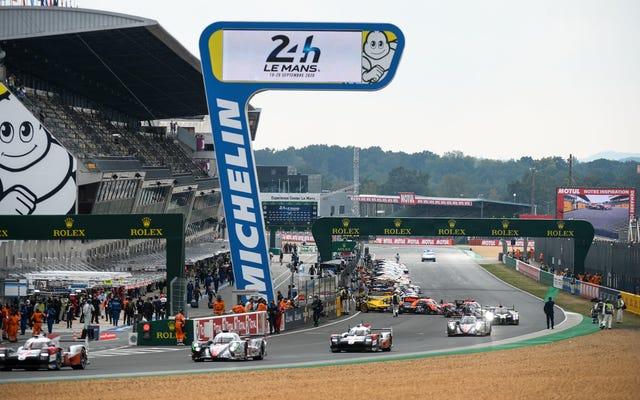 24 Horas de Le Mans 2020, 4 horas en: Toyota lidera la carga