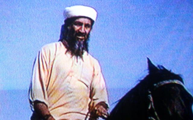 Osama Bin Ladenのコンピューターには、多数の海賊版ポルノゲーム画面が含まれていました。
