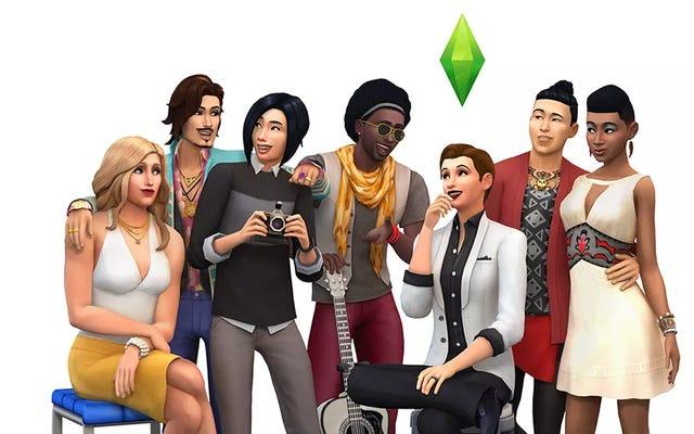 EA Rimozione dei confini di genere da The Sims 4
