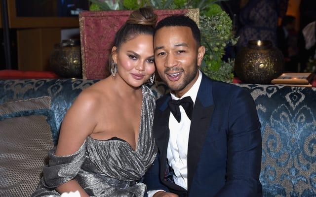 Trump viene por John Legend y la 'esposa boca sucia' Chrissy Teigen en Twitter; Termina con un nuevo apodo en el que todos podemos estar de acuerdo