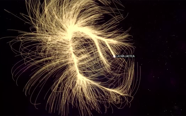 あなたはここにいます:これまでで最も正確な地図で宇宙のあなたの場所を発見してください