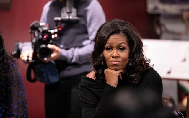 ミシェル・オバマの回想録がドキュメンタリーになりました