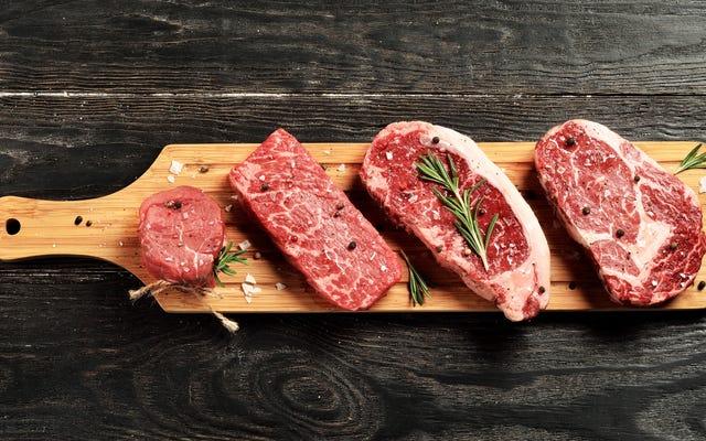 Ne faites pas cuire un steak dans votre grille-pain, FFS