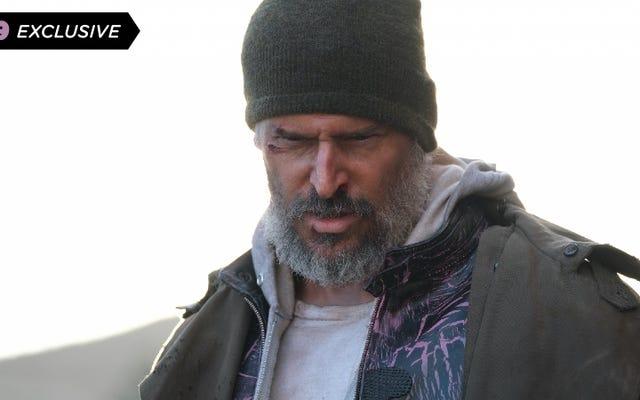 """Джо Манганьелло обретает цель супергероя в эксклюзивном клипе из сериала """"Заклятый враг"""""""