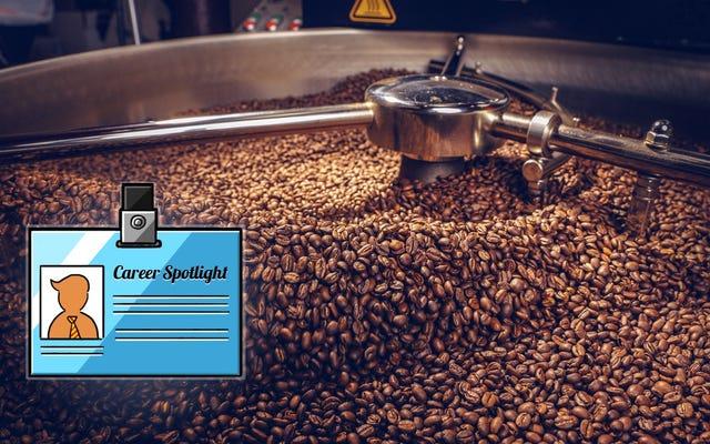 キャリアスポットライト:ピーツコーヒーローストマスターとして私がしていること