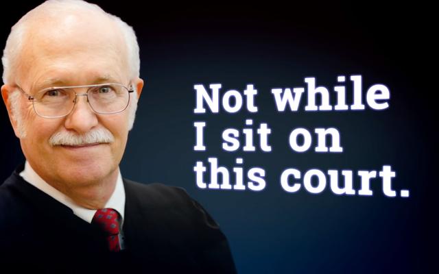 アラバマ州の共和党の首席判事候補は、ロイ・ムーアよりも人種差別的な裁判官だけかもしれない