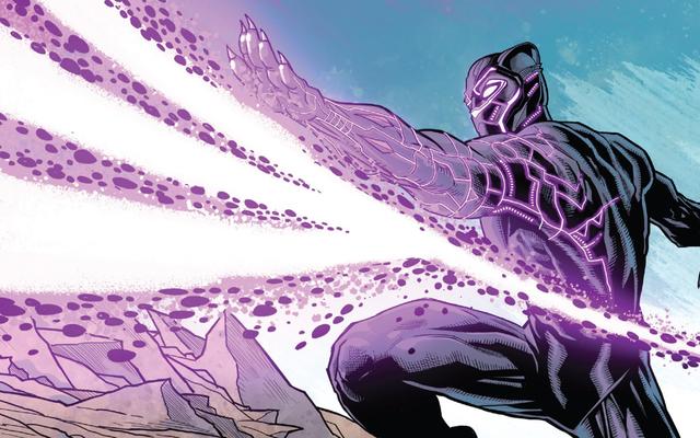L'opéra spatial épique de Black Panther est devenu une histoire sur le pouvoir de la mémoire