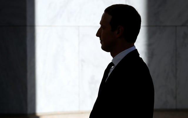 Los anuncios de Facebook están dando un salvavidas a los negadores del clima