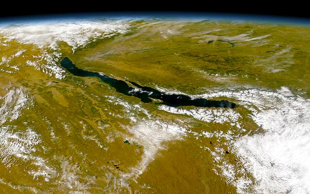 干ばつに見舞われた中国の都市は、シベリアから水を汲み上げるためのメガパイプラインを提案しています