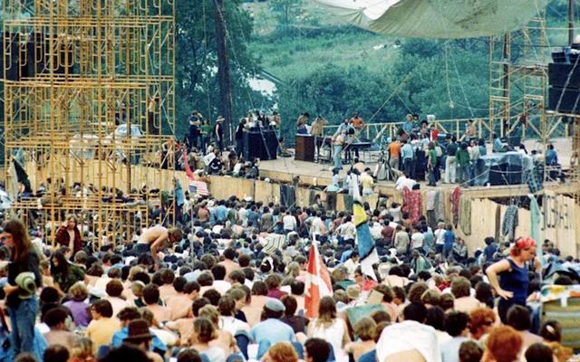 Mọi thứ không suôn sẻ cho Woodstock 50